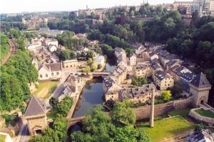 Luxembourg : le nombre de touristes en hausse
