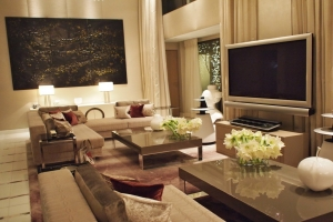 Inauguration de l'hôtel de luxe Mandarin Oriental Atlanta