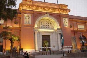 ارتفاع نسبة زيارة المتحف المصري