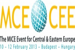 MCE CEE 2013  The MICE Event for Central & Eastern Europe