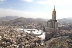5 مليارات ريال واردات فنادق مكة وجدة