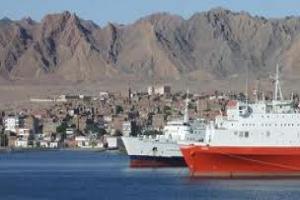 ميناء سفاجا يستقبل أكبر سفينة سياحية في العالم