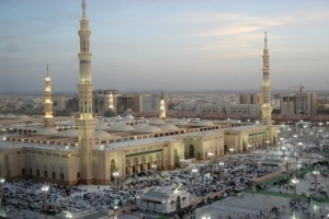 Saudi Arabia to set up e-gate for Prophet's Mosque