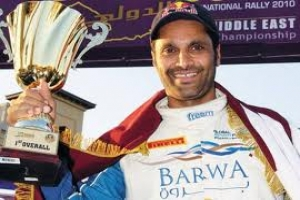 QATAR�S NASSER SALEH AL-ATIYAH SETS FASTEST TIME ON SAUDI HA�IL SUPER SPECIAL