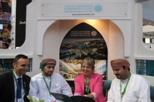 Oman's world-class MICE offerings expected to generate major interest at GIBTM 2012 exhibition