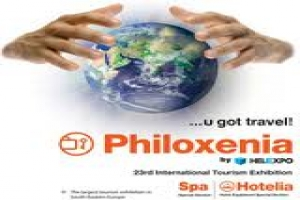 The 28th PHILOXENIA sets new goals and looks for new destinations!