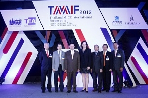 TCEB Convenes �Thailand MICE International Forum 2012�