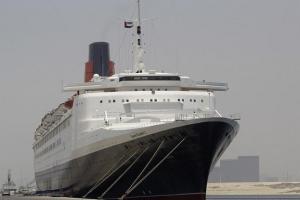 سفينة «إليزابيث الثانية» فندق سياحي عائم