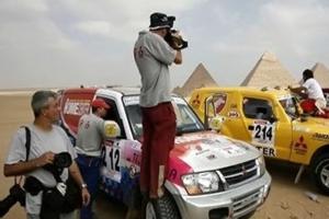 رالي الفراعنة أكتوبر القادم في مصر