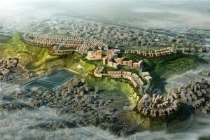 وادي جارف بصنعاء متعة سياحية ومياه طبيعية