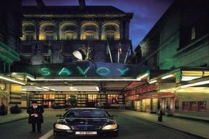 ' السافوي' أفضل فندق في لندن لعام 2012