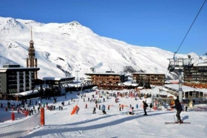 La France, premiأ¨re destination de ski mondiale