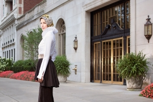 Muslim Fashion House �Haute Hijab� Launches Fall 2011 Line