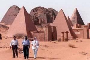 مواقع سودانية على لائحة التراث العالمي