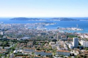 Toulon ville la moins chre de la Cte d'Azur