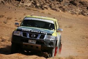SAUDI ARABIA HA'IL DESERT CHALLENGE 2012